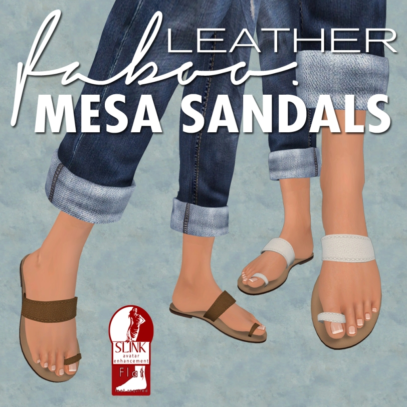 MESA LEATHER MODELS